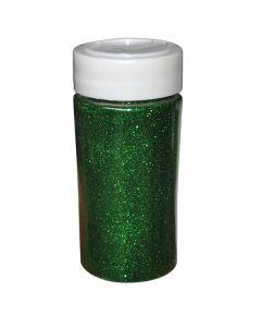 Glitter grön 250g