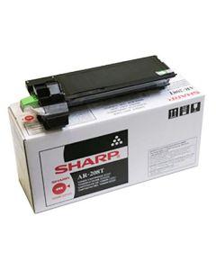 Toner SHARP AR-208LT svart