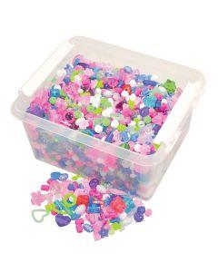 Plastpärlor storsats 3000/FP