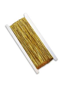 Halsbandssnodd guld 50m