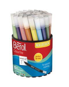 Fiberpenna BEROL Colorfine 42/FP