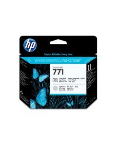 Skrivhuvud HP CE020A 771 Fotosvart/L-grå