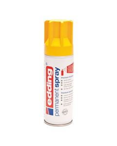 Spray permanent EDDING 200ml gul