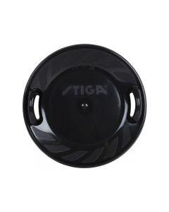 Pulka Twister STIGA svart