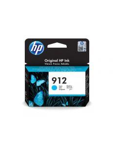 Bläckpatron HP 3YL77AE 912 Cyan