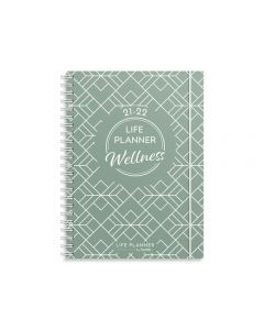 Life Planner Wellness 21-22