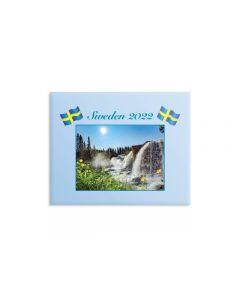 Sweden med kuvert - 1730