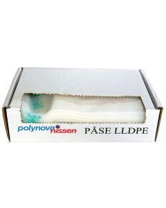 Plastpåse 250x325mm 2,5l 22my 2000/FP