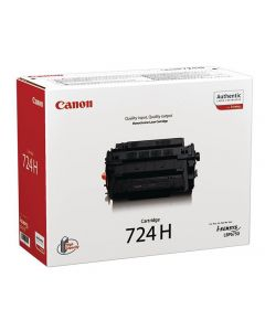Toner CANON 3482B002 CRG724H svart
