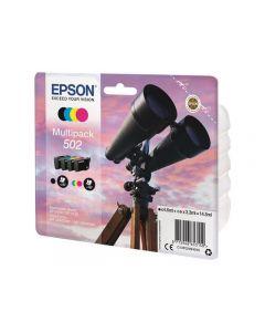 Bläckpatron EPSON C13T02V64010 T502 4/FP