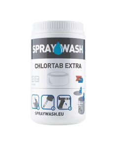 SPRAYWASH Tab Chlortab Extra Vit 14/FP
