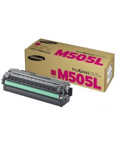 Toner SAMSUNG CLT-M505L/ELS magenta