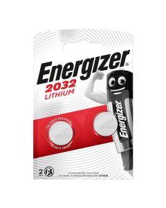 Batteri ENERGIZER Cell Lithium 2032 2/FP