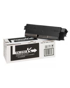 Toner KYOCERA TK-590K svart