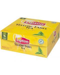 Te LIPTON påse Yellow Label 100/FP
