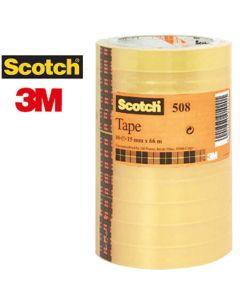 Kontorstejp SCOTCH 508 standard 66mx19mm