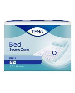 InkoSkydd TENA Bed Plus 90x80 cm 20/FP