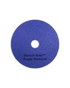 Rondell SCOTCH-BRITE Diamant lila 505mm