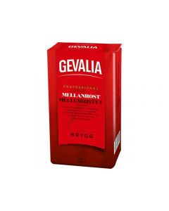 Kaffe GEVALIA mellanrost profess. 500g