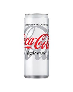 Coca-Cola Light 33cl burk