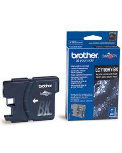 Bläckpatron BROTHER LC1100HYBK svart