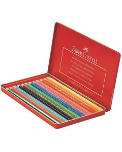 Färgpenna FABER-CASTELL 12 färger