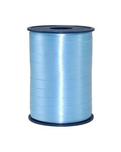 Presentband 10mmx250m ljusblå