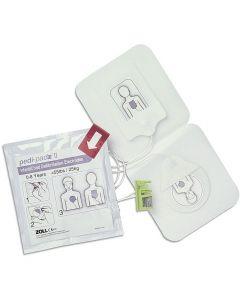 Elektrod Pedi-Padz II för AED Plus