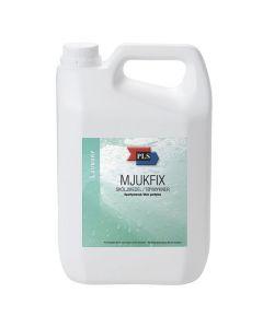 Sköljmedel PLS Mjukfix oparfymerad 5 liter