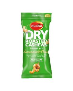 Nötter DR Cashew sour cream and onion 60g