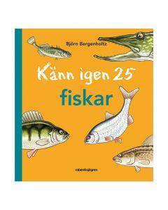 Bok Känn igen 25 fiskar