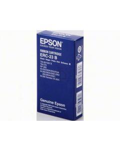 Färgband EPSON ERC-23 Svart