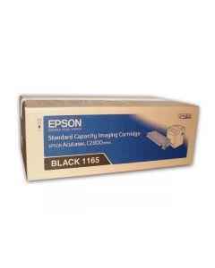 Toner EPSON C13S051165 svart