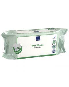 Våtservett oparfymerad tejplock 80/FP