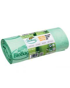 Insatssäck BIOBAG 80 liter 20/RL