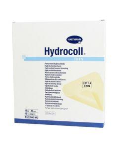 Hydrocoll thin 10x10cm 10/FP