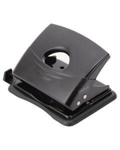 Hålslag STAPLES Basic 2-hål svart
