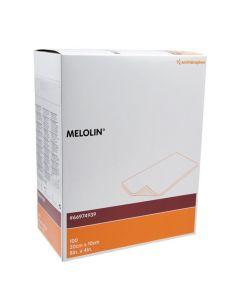 Kompress Melolin steril abs 10x20cm 100/FP