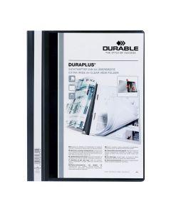 Offertmapp DURAPLUS med ficka A4+ svart
