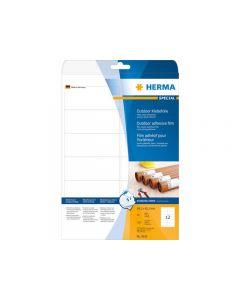 Etikett HERMA Outdoor 99,1x42,3mm 120/FP