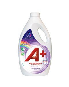 Tvättmedel A+ Flytande Kulörtvätt 2,2 liter