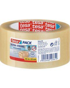 Packtejp TESA Ultra Strong 50mmx66m Tran