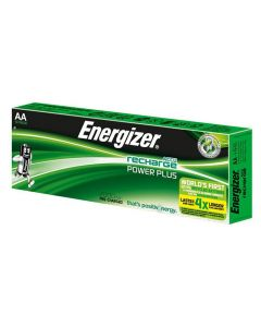 Batteri Laddbar ENERGIZER P-P AA 10/FP