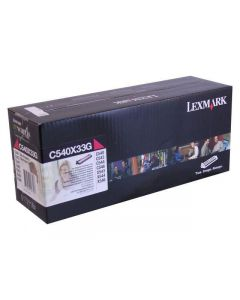 Developer LEXMARK C540X33G magenta