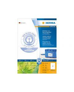 Etikett HERMA Miljö 105x148mm 400/FP