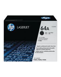 Toner HP CC364A 64A Svart