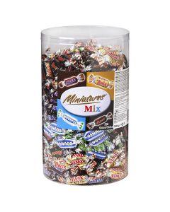 Choklad MARS blandade bitar 3kg