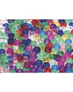 Plastpärlor Kongo 650/FP
