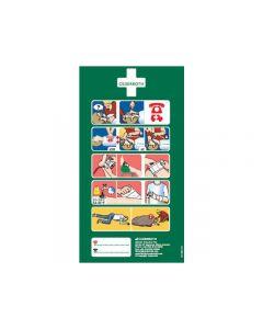 Första Hjälpen-instruktion CEDERROTH