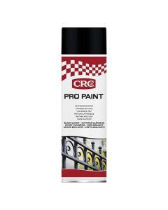 Sprayfärg CRC Blank Svart 500ml